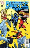 Cover for The Blue Beetle (DC, 2006 series) #33