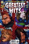 Cover for Greatest Hits (DC, 2008 series) #1