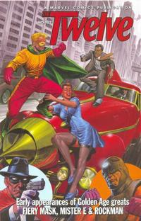 Cover Thumbnail for The Twelve (Marvel, 2008 series) #1/2