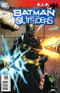 Cover Thumbnail for Batman and the Outsiders (DC, 2007 series) #13