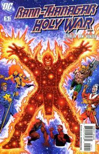 Cover Thumbnail for Rann / Thanagar Holy War (DC, 2008 series) #5