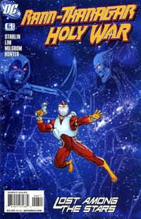 Cover Thumbnail for Rann / Thanagar Holy War (DC, 2008 series) #6