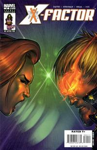 Cover Thumbnail for X-Factor (Marvel, 2006 series) #35