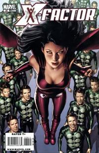Cover Thumbnail for X-Factor (Marvel, 2006 series) #38