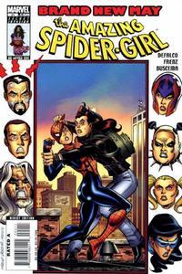Cover Thumbnail for Amazing Spider-Girl (Marvel, 2006 series) #24
