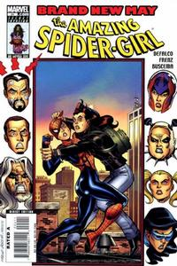 Cover Thumbnail for Amazing Spider-Girl (Marvel, 2006 series) #24