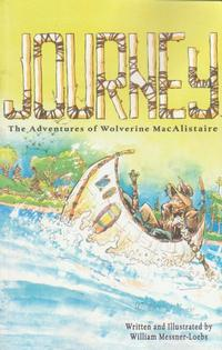 Cover Thumbnail for Journey (IDW, 2008 series) #1