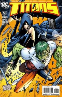 Cover Thumbnail for Titans (DC, 2008 series) #5