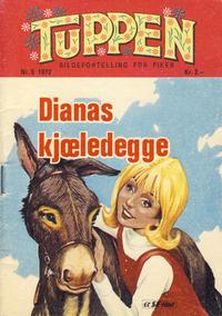 Cover Thumbnail for Tuppen (Serieforlaget / Se-Bladene / Stabenfeldt, 1969 series) #6/1972