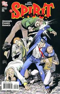 Cover Thumbnail for The Spirit (DC, 2007 series) #23