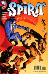 Cover Thumbnail for The Spirit (DC, 2007 series) #24