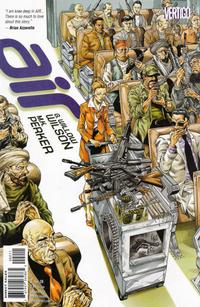 Cover Thumbnail for Air (DC, 2008 series) #2