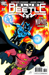 Cover Thumbnail for The Blue Beetle (DC, 2006 series) #31
