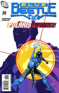 Cover Thumbnail for The Blue Beetle (DC, 2006 series) #32