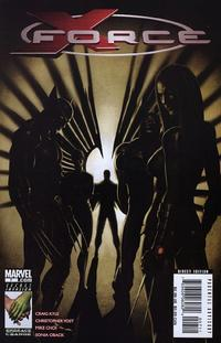 Cover Thumbnail for X-Force (Marvel, 2008 series) #7