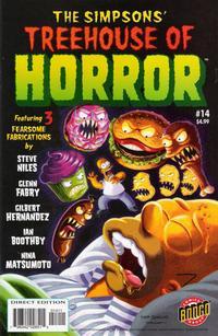 Cover Thumbnail for Treehouse of Horror (Bongo, 1995 series) #14