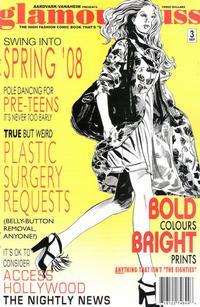 Cover Thumbnail for glamourpuss (Aardvark-Vanaheim, 2008 series) #3