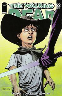 Cover Thumbnail for The Walking Dead (Image, 2003 series) #52