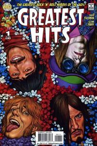 Cover Thumbnail for Greatest Hits (DC, 2008 series) #1