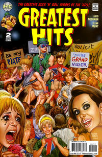 Cover Thumbnail for Greatest Hits (DC, 2008 series) #2