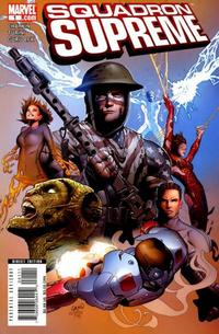 Cover Thumbnail for Squadron Supreme (Marvel, 2008 series) #1