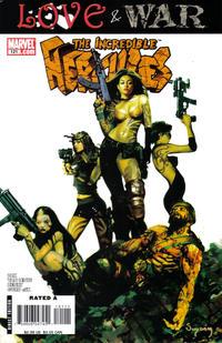 Cover Thumbnail for Incredible Hercules (Marvel, 2008 series) #121