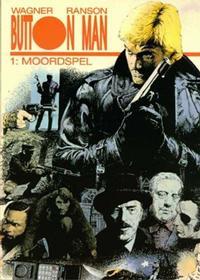 Cover Thumbnail for Button Man (Arboris, 1995 series) #1 - Moordspel