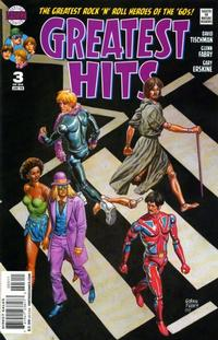 Cover Thumbnail for Greatest Hits (DC, 2008 series) #3