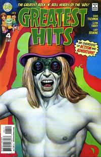 Cover Thumbnail for Greatest Hits (DC, 2008 series) #4