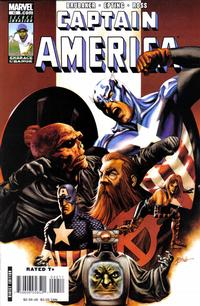 Cover Thumbnail for Captain America (Marvel, 2005 series) #42