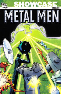 Cover Thumbnail for Showcase Presents: Metal Men (DC, 2007 series) #2