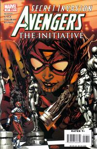 Cover Thumbnail for Avengers: The Initiative (Marvel, 2007 series) #17