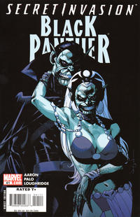 Cover Thumbnail for Black Panther (Marvel, 2005 series) #41