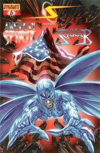Cover for Project Superpowers (Dynamite Entertainment, 2008 series) #6 [Alex Ross Main Cover]