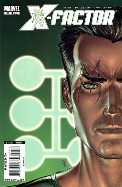 Cover for X-Factor (Marvel, 2006 series) #37