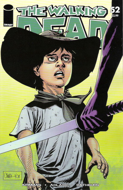 Cover for The Walking Dead (Image, 2003 series) #52