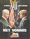 Cover for XIII (Dargaud Benelux, 1984 series) #12 - Het vonnis
