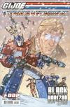 "Cover for G.I. Joe vs. The Transformers Vol. 4 ""Black Horizion"" (Devil's Due Publishing, 2007 series) #2"