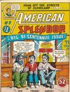 Cover for American Splendor (Harvey Pekar, 1976 series) #1