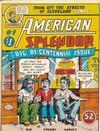 Cover for American Splendor (Harvey Pekar, 1976 series) #1