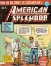 Cover for American Splendor (Harvey Pekar, 1976 series) #5