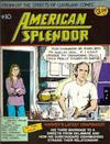 Cover for American Splendor (Harvey Pekar, 1976 series) #10