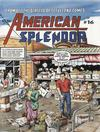 Cover for American Splendor (Harvey Pekar, 1976 series) #16