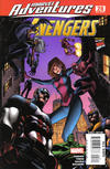 Cover for Marvel Adventures The Avengers (Marvel, 2006 series) #28