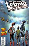Cover for Legion of Super-Heroes (DC, 2008 series) #48