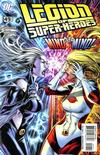 Cover for Legion of Super-Heroes (DC, 2008 series) #49