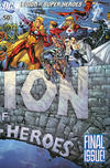 Cover for Legion of Super-Heroes (DC, 2008 series) #50