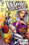 Cover for Legion of Super-Heroes (DC, 2008 series) #47