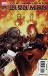 Cover for Invincible Iron Man (Marvel, 2008 series) #6 [Salvador Larroca Standard Cover]