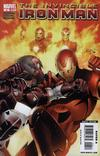 Cover for Invincible Iron Man (Marvel, 2008 series) #6 [Salvador Larroca Standard Cover]